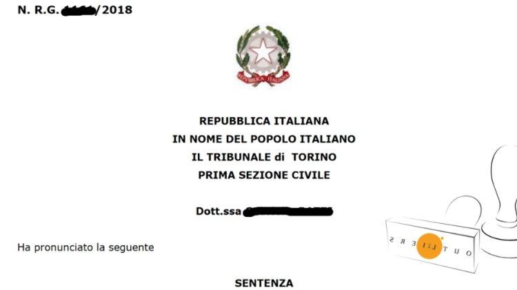 Taeg errato Trib. Torino 21 gen 2021