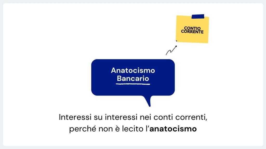 Anatocismo bancario come si possono recuperare gli interessi!