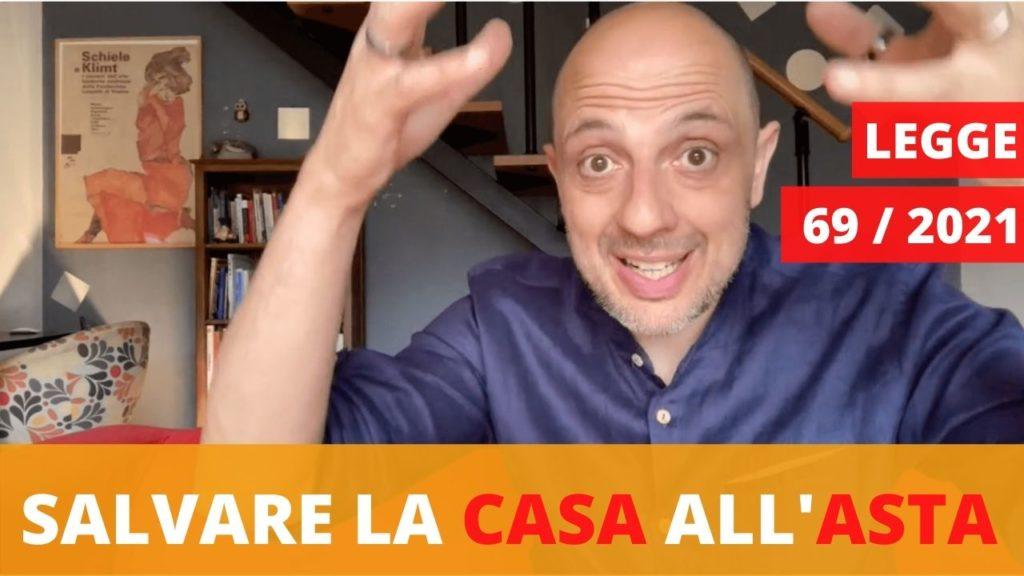 SALVARE LA CASA ALL'ASTA
